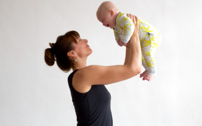 Why new mums should do post natal yoga