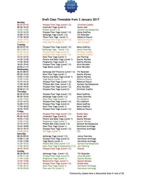 draft-timetable-Jan 2017