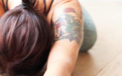 Benefits of a restorative yoga practice