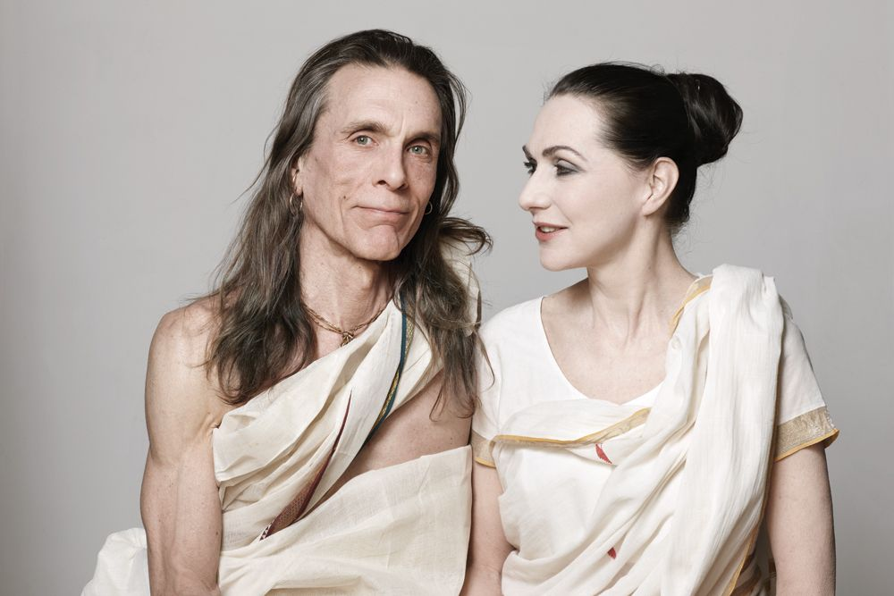 Sharon Gannon & David Life – The founders of Jivamukti Yoga