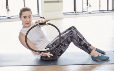 Meet our new Pilates teacher Yasmine