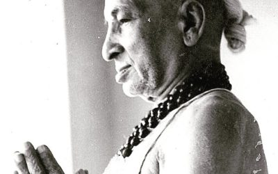 Tirumalai Krishnamacharya – The father of modern yoga