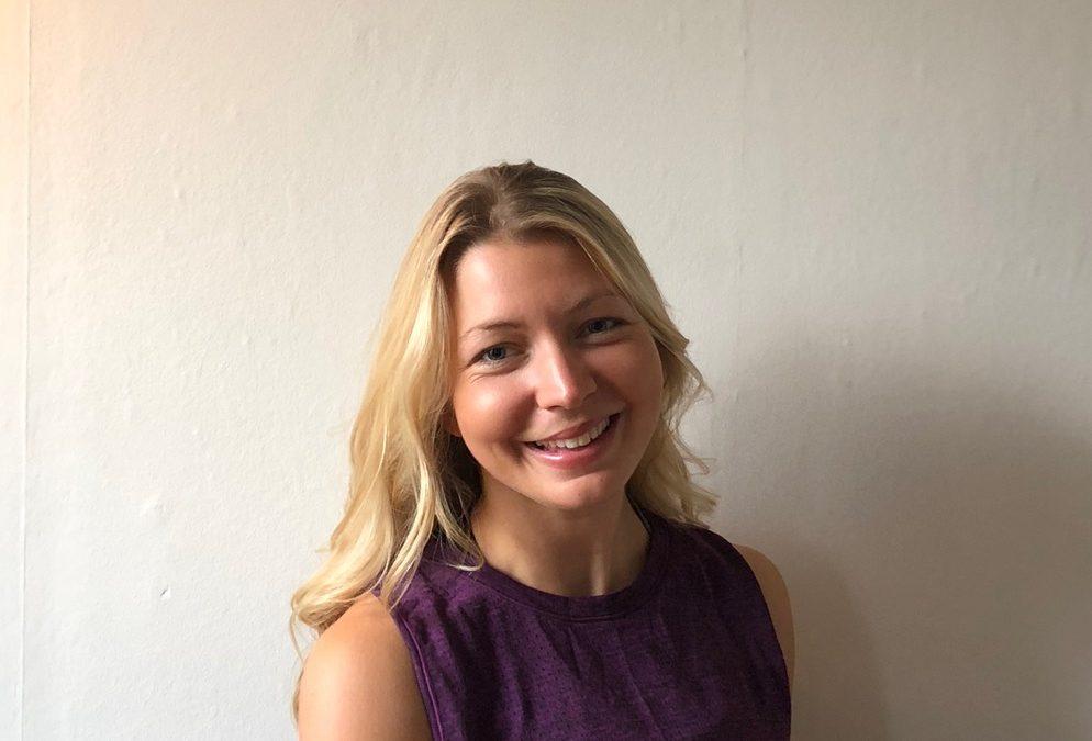Meet the teacher: Harriet Taylor