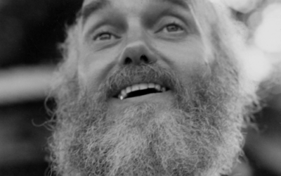 "Ram Dass: From Harvard academic to ""servant of god"""