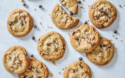 Recipe: Vegan Chocolate Chip Cookies