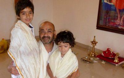 Yoga West members: Pawan Malik