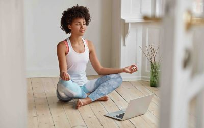 Yoga class streaming and library to go live TODAY