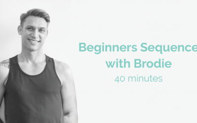 Brodie Yoga Beginners Sequence 1 45 Minutes