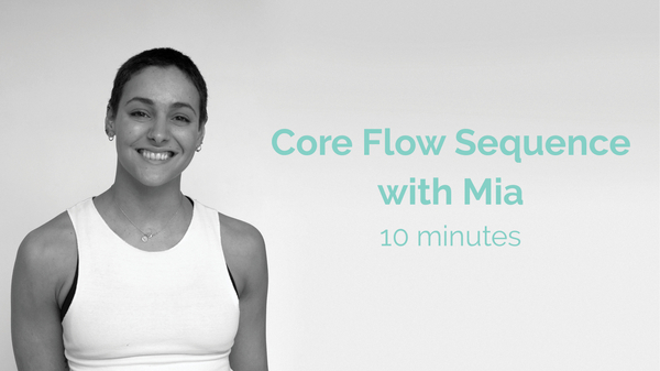 Csilla Core Flow Sequence 10 Minutes