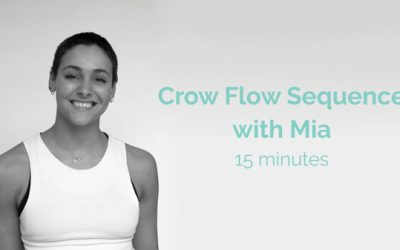 Mia Crow Flow Sequence 15 Minutes