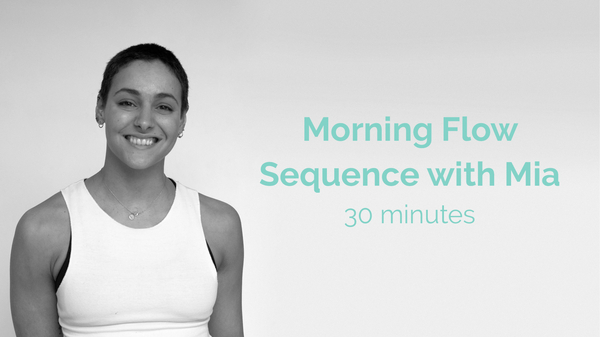 Csilla Morning Flow Sequence 30 Minutes