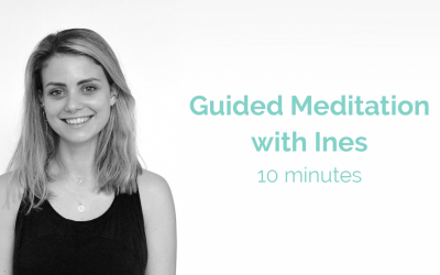 Guided Meditation with Ines 10 Minutes