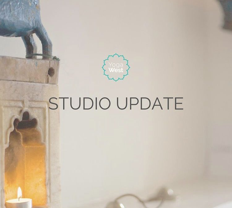 Update To Studio Protocols From September 6