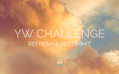 YW October Challenge: Refresh & Recommit